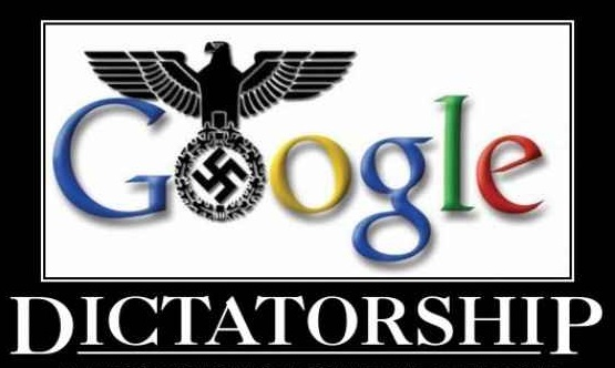Is Google seeking to control the entire internet and execute a news blackout?