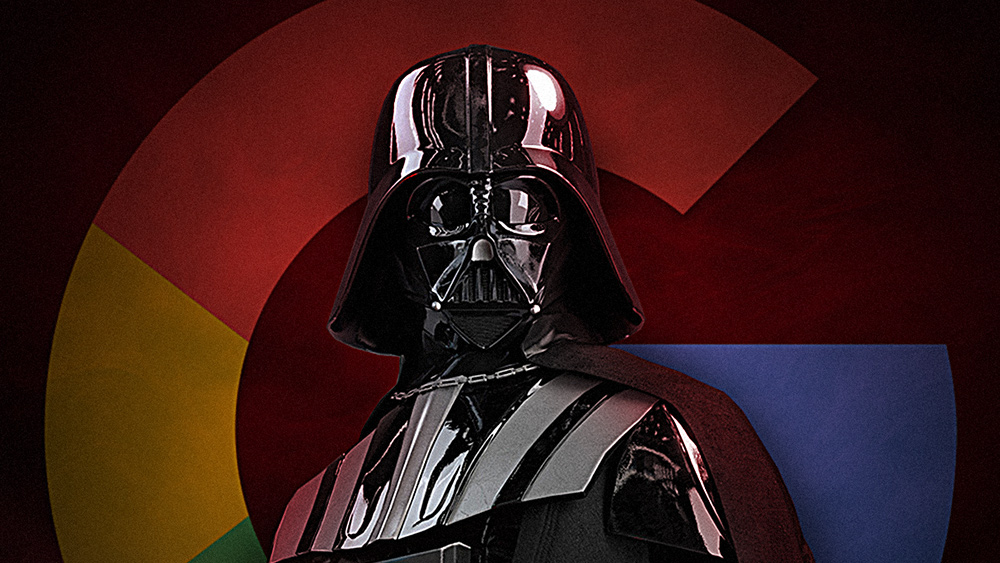 Google is Darth Vader: New meme released – share everywhere