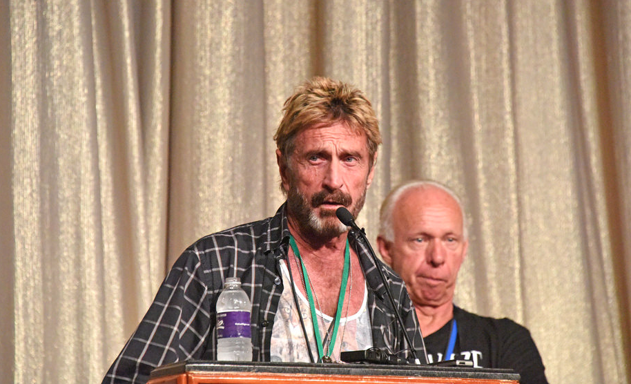 John McAfee just withdrew his famous 2020 prediction about Bitcoin, now says the cryptocurrency is essentially obsolete Mcafee