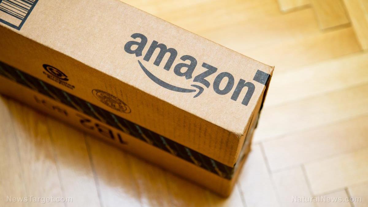 Amazon under fire for closing customer service line despite record sales Amazon-Box-Amazoncom-Brand-Com-Company-Shopping